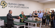 Remodeling of Slover Center for Sports Medicine Has Been Completed