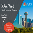 SIG Is Bringing Procurement Executives Together for a Talent-Focused Event in Dallas on November 7, 2017