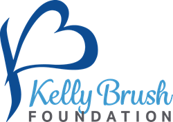 image of Kelly Brush Foundation logo