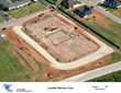 Aerial View of Lyndale Abilene Memory Care Expansion