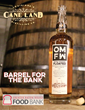 Cane Land Distilling Company to Auction Off a 53-gallon Barrel of Original Mississippi Floated Whisky with All Proceeds to Benefit the Greater Baton Rouge Food Bank