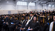 Columbia Southern University conducts its 2017 Commencement at the Foley Event Center at OWA on Oct. 27, 2017.