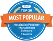 Capterra Names SkyTouch Top 3 Most Popular Hospitality Property Management Software