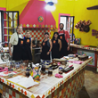 Mexico Lindo Cooking School Class