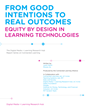 New Report Finds Tech Inequality Persists, Proposes Solutions