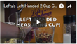Lefty's left-handed measuring cup