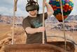 Virtual Reality Hot Air Balloon Ride Launches at Janimation Studios