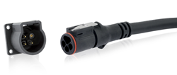 SOURIAU Waterproof UTL Series Mixed Power and Signal Connectors