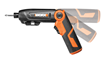 The New WORX Forcedriver 8V Impact Driver Drives And Removes Stubborn Fasteners