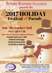2017 BBA Holiday Parade and Festival