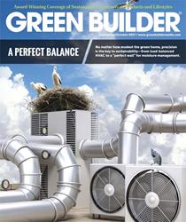 Green Builder's September-October 2017 Issue