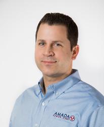 Ed Duborg, Owner of Amada Lehigh Valley