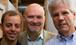 The founders of QFO Labs Inc., left to right: Jon Condon, CTO; Brad Pedersen, CEO; Jim Fairman, COO.