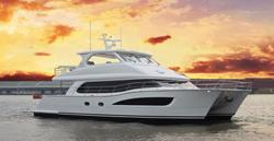 Horizon Power Catamarans PC60 Open Plan Luxury Yacht