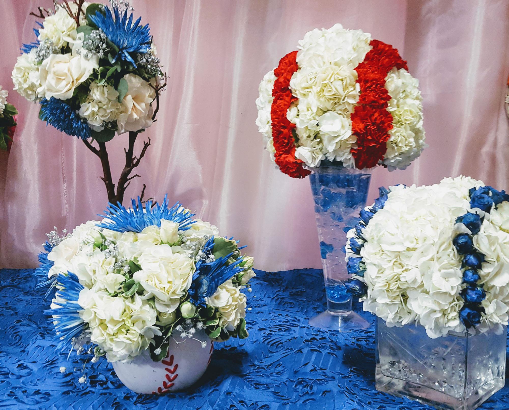 cfm petalers prep dodgers world series victory flowers