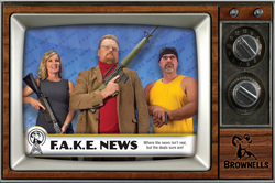 Brownells Fake News. Real Deals.