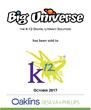 Oaklins DeSilva+Phillips represented Big Universe in its sale to K12 Inc.