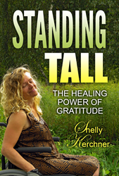 Standing Tall: The Healing Power of Gratitude Book Cover