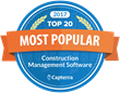 Snappii Makes It To Top 20 Most Popular Construction Management Software List