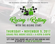 The Business Council of Westchester to Host Racing & Rolling with the Rising Stars on November 9
