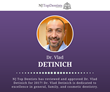 Dr. Vlad Detinich Recognized as a Top Dentist by NJ Top Dentists