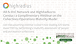 AR & O2C Network and HighRadius to Conduct a Complimentary Webinar on the Collections Operations Maturity Model