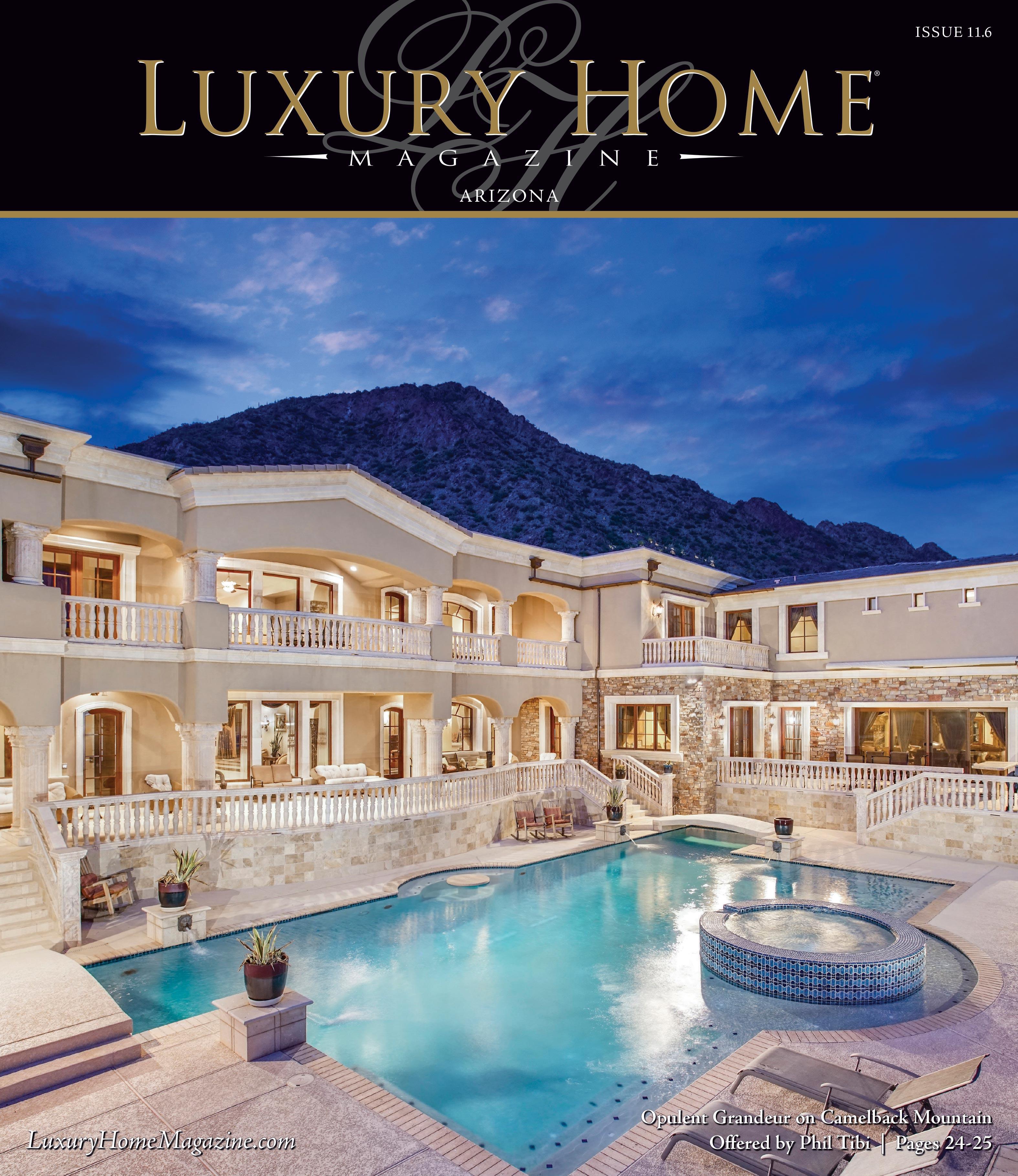 Luxury Home Magazine Takes Their Social Media To The Next