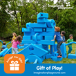 Imagination Playground Gives Back to Community Through Their Gift of Play Program
