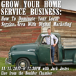 Grow Your Home Service Businesses with Digital Marketing: Workshop Registration Now Open for November 15 Event Presented by Ramblin Jackson at Boulder Chamber