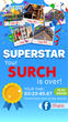 SURCH app / Completion