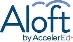 Aloft by AccelerEd Logo