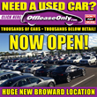 OffLeaseOnly North Lauderdale Location Now Open