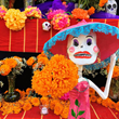 CFM Petalers Say Biz Is Blooming with Dia De Los Muertos Marigolds