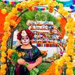 Award-Winning Altars Use up to 12,500 Marigolds