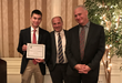 Terrance Cameron of Oyster Bay receives Long Island Anti-bullying scholarship