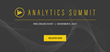 More than 5,000 Digital Analysts to Attend Online Analytics Summit