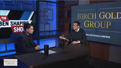 birch gold group ben shapiro interview