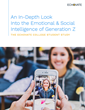 College Student Data Study Reveals Emotional & Social Intelligence of Generation Z