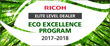 Thermocopy Awarded Elite Level Dealer Status in the Ricoh Family Group Eco Excellence Program