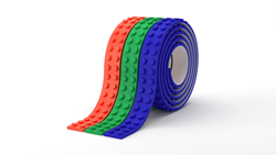 Buildr Toy Building Block Tape