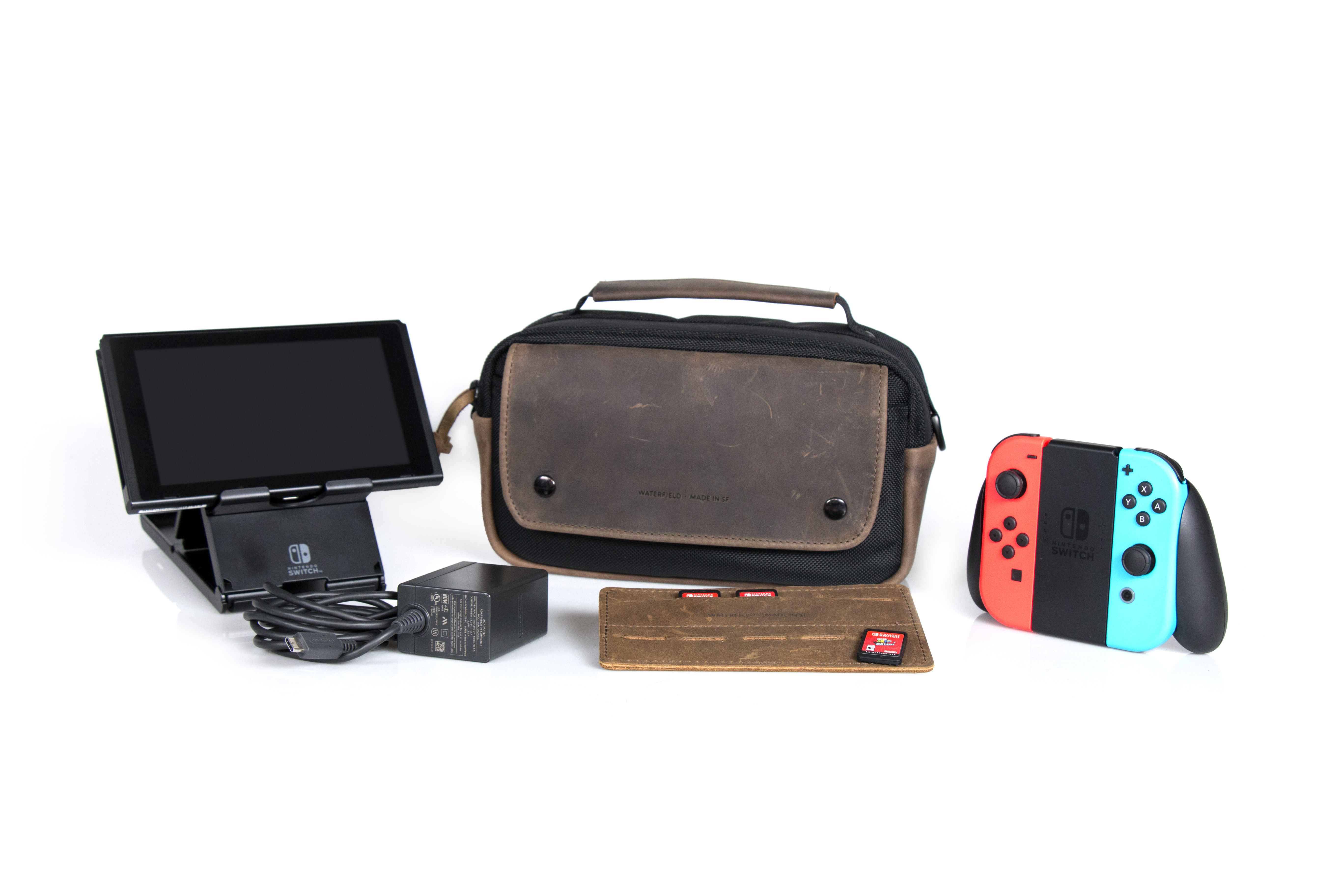 WaterField Reveals Nintendo Switch Case for an Arcade-Style