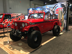 LIBOR Synergy Jeep