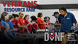 DVNF Veterans Resource Fair is on November 9th