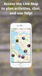 new app, geo-fencing, social media, social networking, videos, photos, location based apps