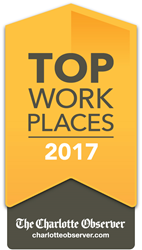 Barefoot Wins Top Workplace Award