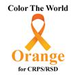 Color The World Orange for CRPS/RSD Awareness Nov. 6