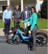 Elby Bikes debut at McConnell Golf's Wakefield Plantation.