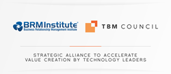 BRM Institute and TBM Council Strategic Alliance