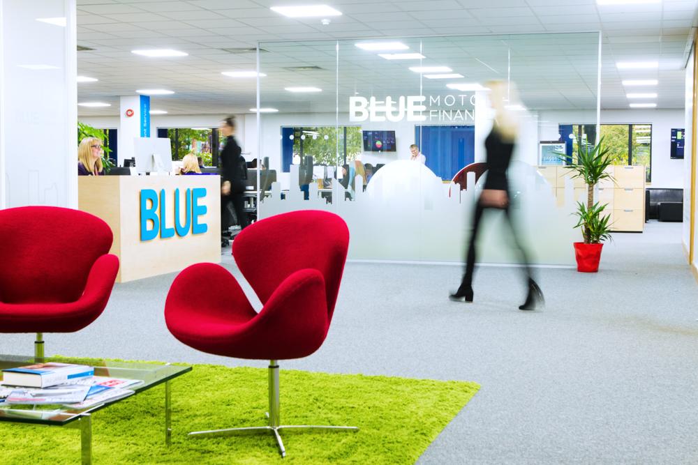 Blue Motor Finance Holds Crown As Best Fintech Lender At