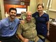 2016 Event: Dr. Britten, Veteran Charles, Hygienist Judy